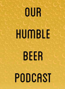 Our Humble Beer Podcast Logo
