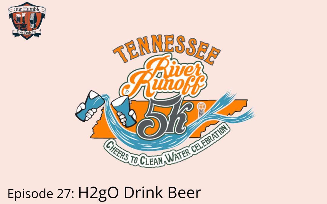 H2gO Drink Beer