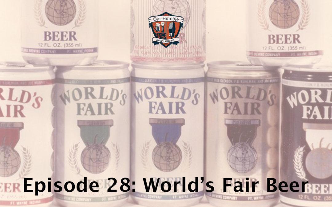 World's Fair Beer