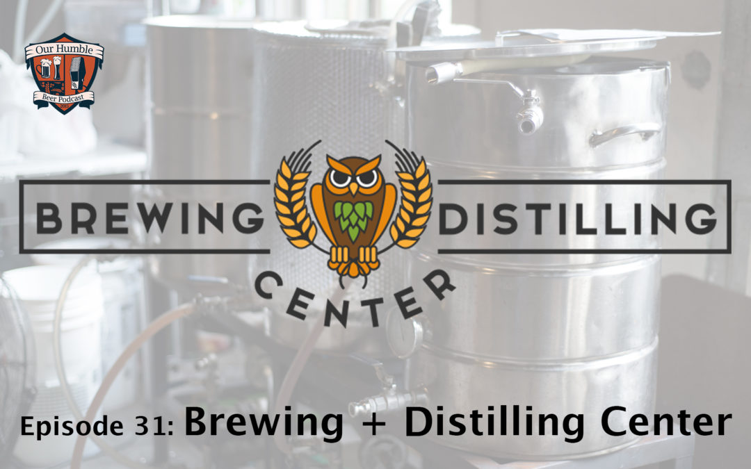 Brewing + Distilling Center