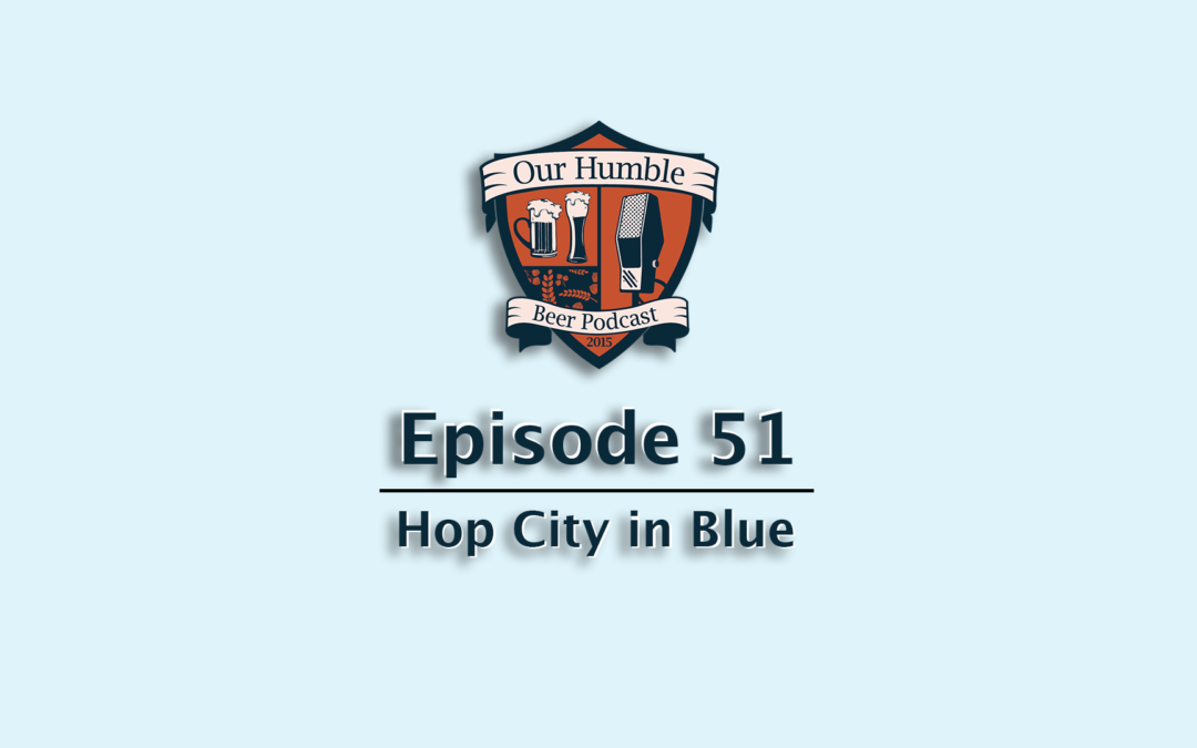 Hop City in Blue
